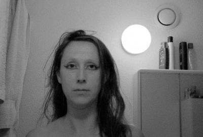 Lique Schoot, Self-portrait 07 05 18