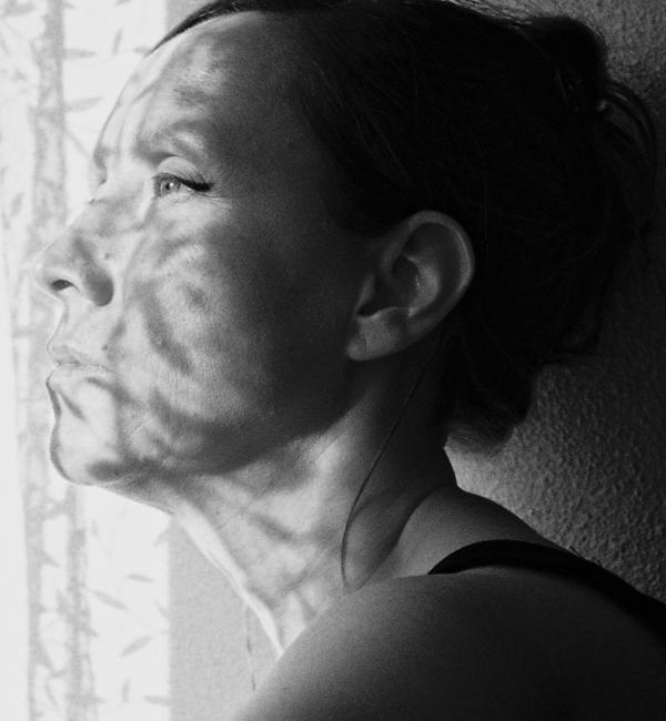 Lique Schoot, Self-portrait 17 05 24