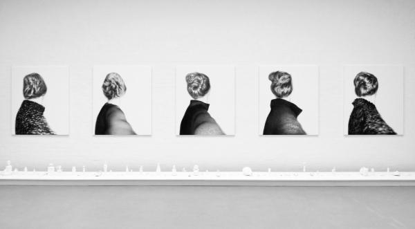 Lique Schoot, Installation Lost in Silence, Museum van Bommel van Dam