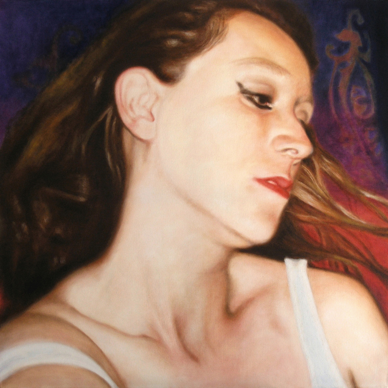 Lique Schoot, Self-portrait 05 09 13