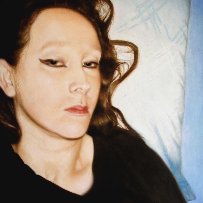 Lique Schoot, Self-portrait 05 12 25