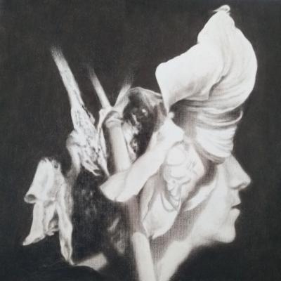 Lique Schoot, Self-portrait 07 04 15