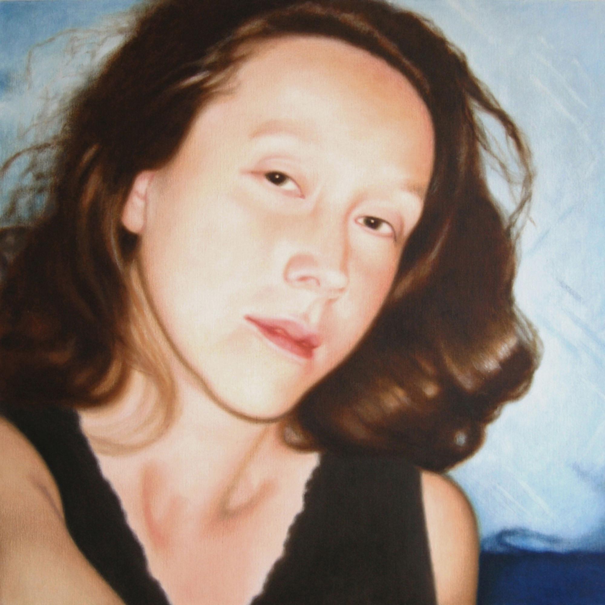 Lique Schoot, Self-portrait 07 05 13