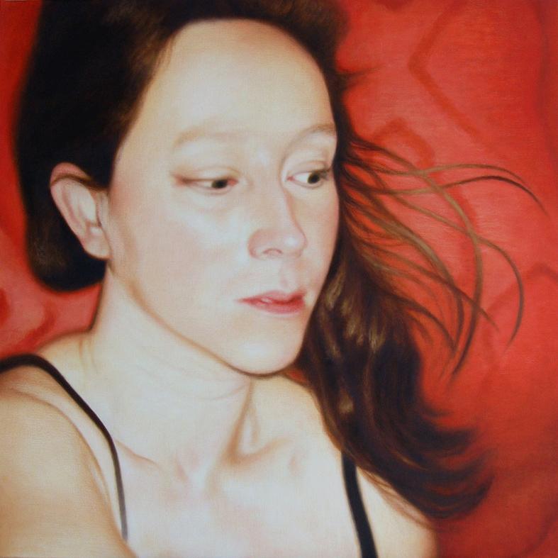 Lique Schoot, Self-portrait 08 01 20