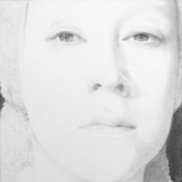 Lique Schoot, Self-portrait 08 03 02