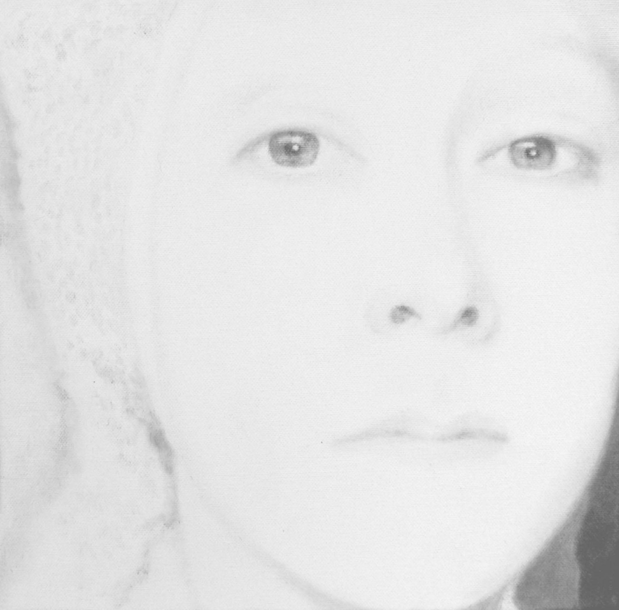 Lique Schoot, Self-portrait 08 03 31