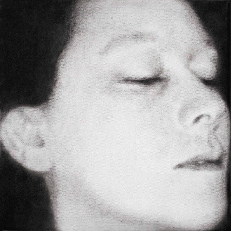 Lique Schoot, Self-portrait 09 07 20