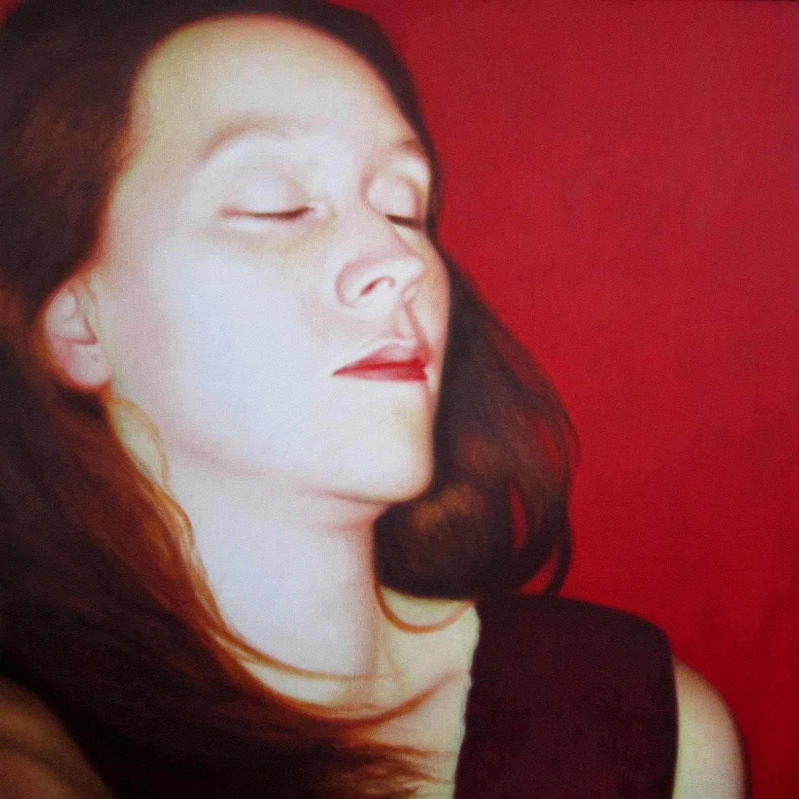 Lique Schoot, Self-portrait 09 08 02