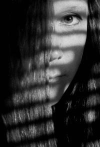 Lique Schoot, Self-portrait 10 03 31