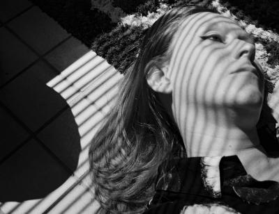 Lique Schoot, Self-portrait 11 08 01