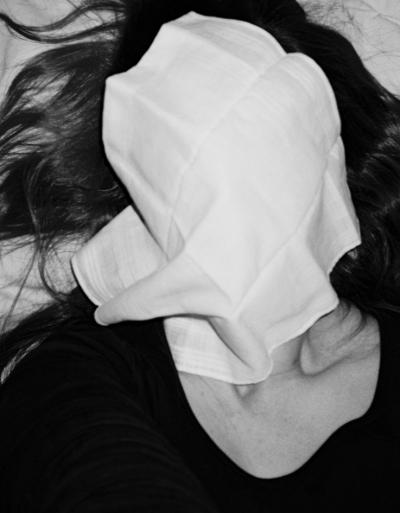 Lique Schoot, Self-portrait 16 10 18
