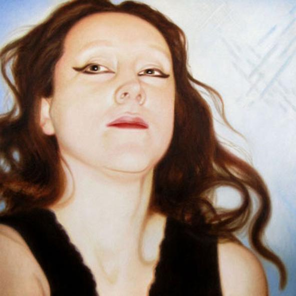 Lique Schoot, Self-portrait 06 11 30