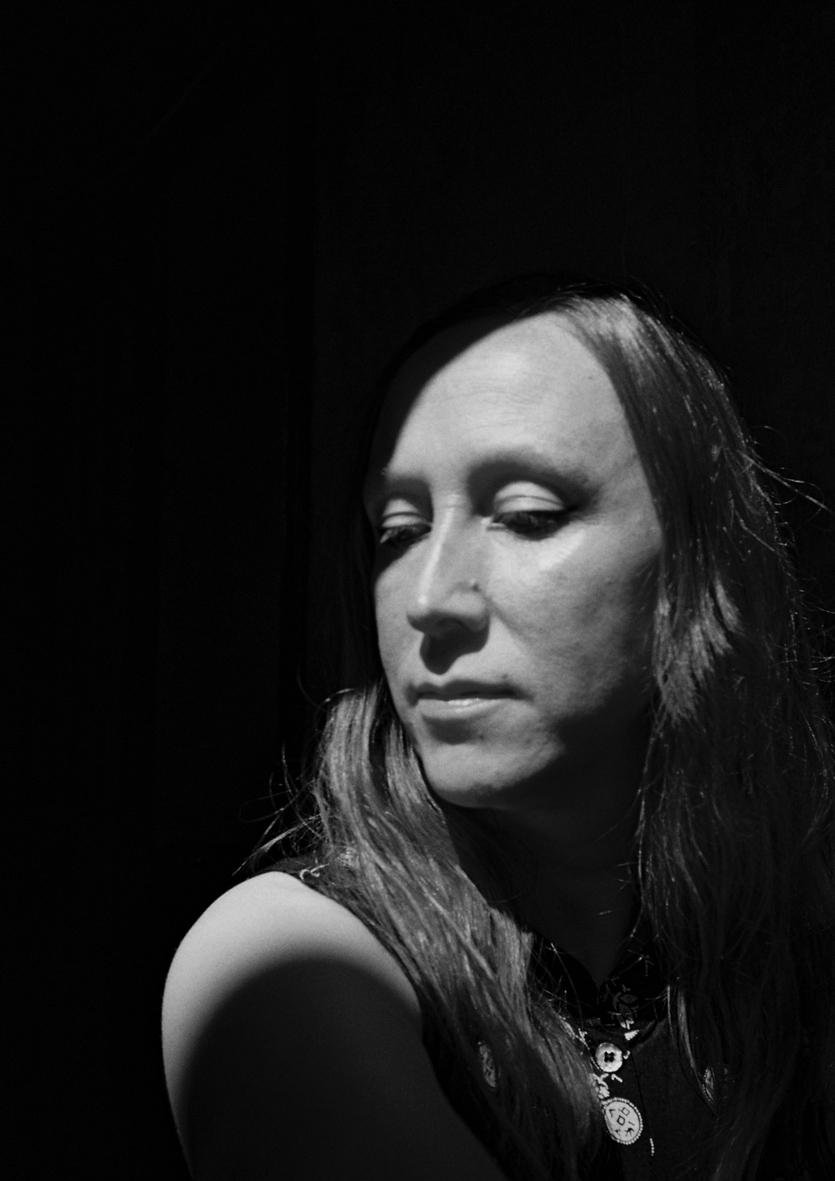 Lique Schoot, Self-portrait 11 08 13