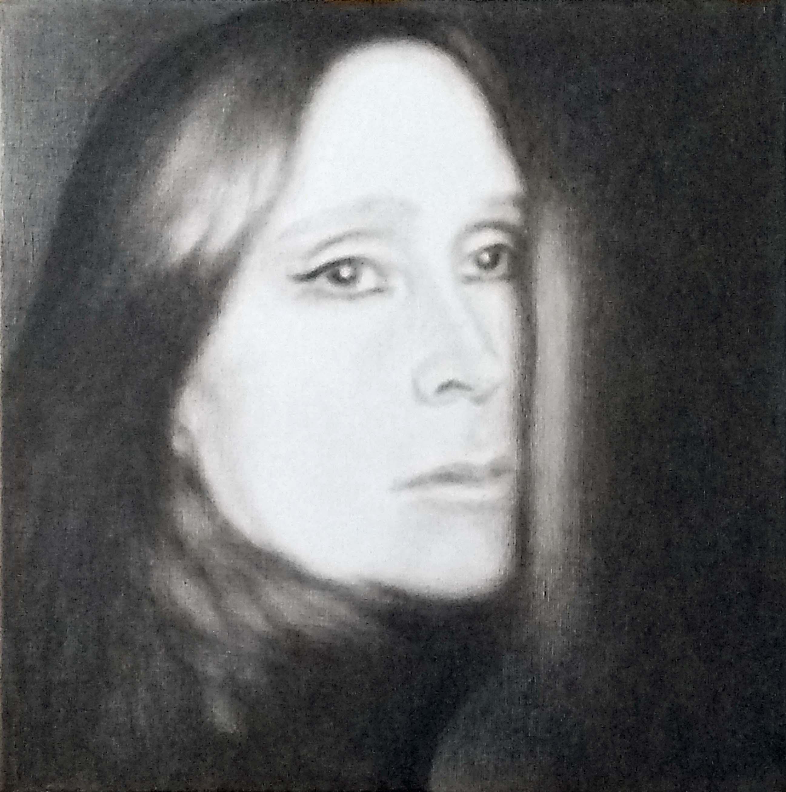 Lique Schoot, Self-portrait 15 02 18