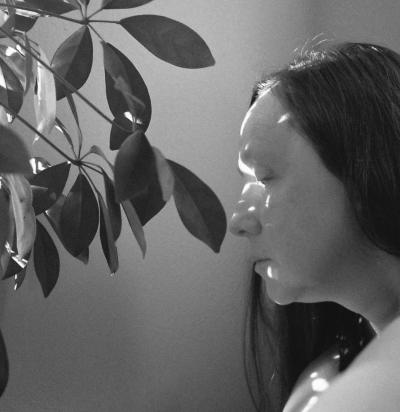 Lique Schoot, Self-portrait 19 03 26
