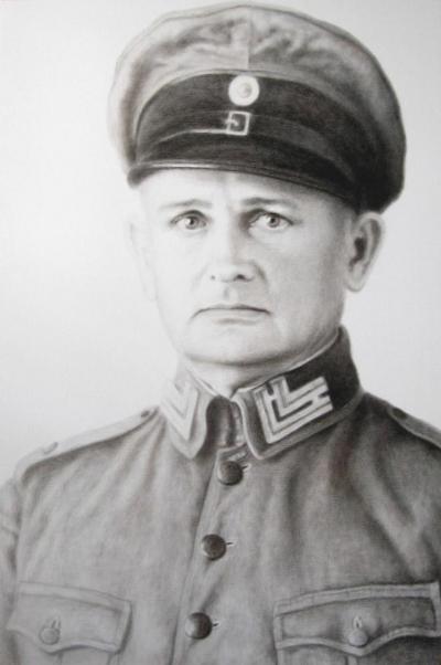 Dirk-Jan Schoot in 1941
