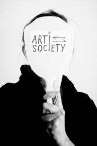 Lique Schoot, Silent Strike #7 (Self-portrait 15 09 27)