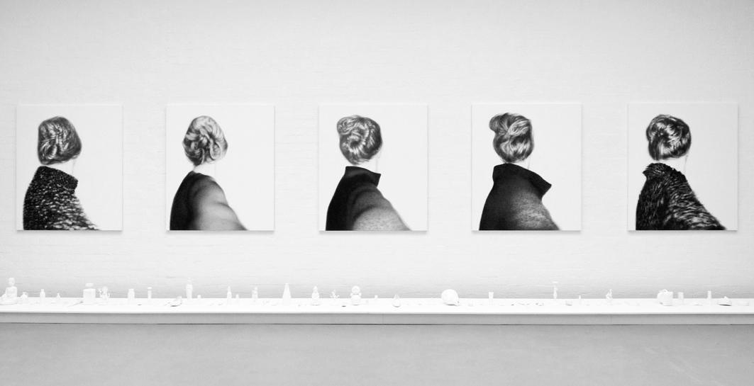 Lique Schoot, installation Lost in Silence