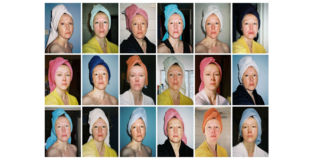 Lique Schoot, 18 Days with Hair Towels (2008 - 2019)