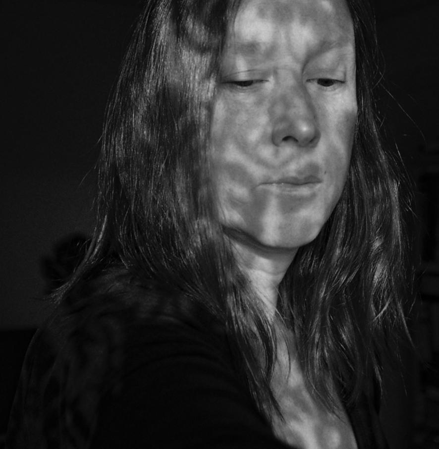 Lique Schoot, Self-portrait 19 09 03