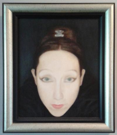 Lique Schoot, Self-portrait