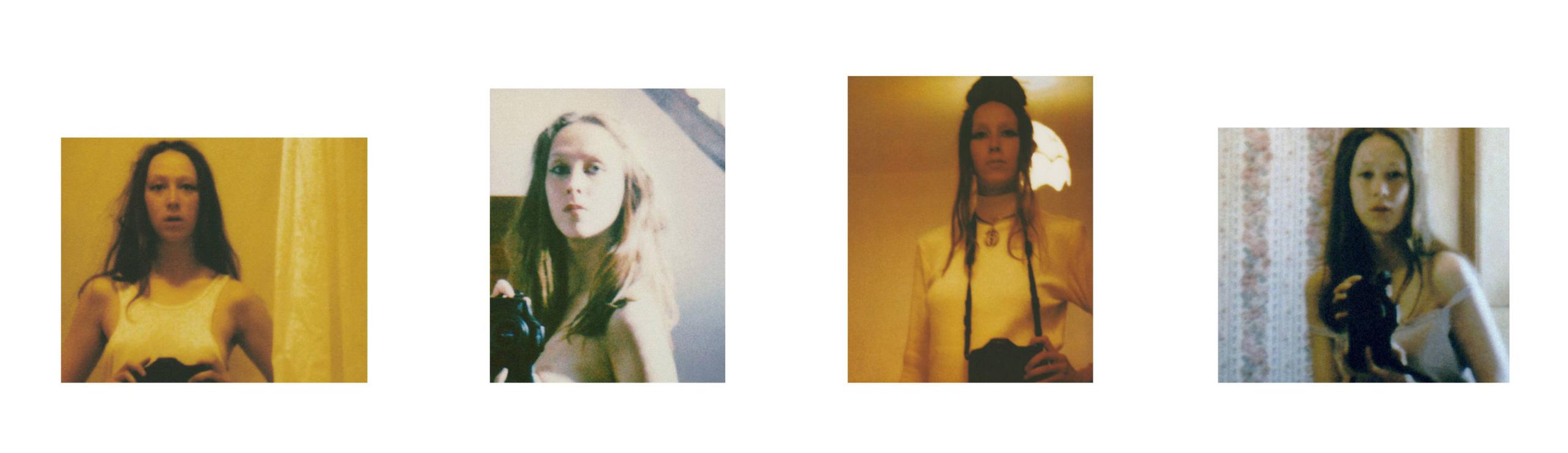Lique Schoot, 4 Days in Bathroom Mirrors, UK 1998