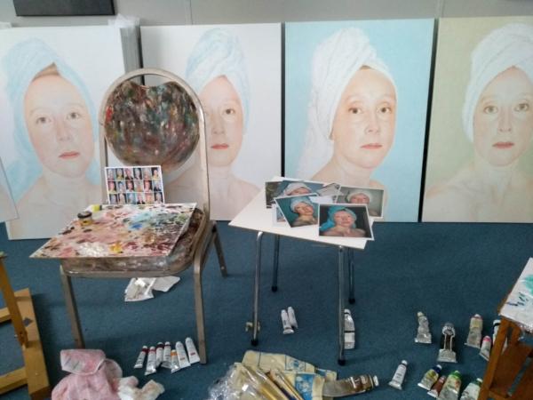 Lique Schoot, Studio September 25, 2020