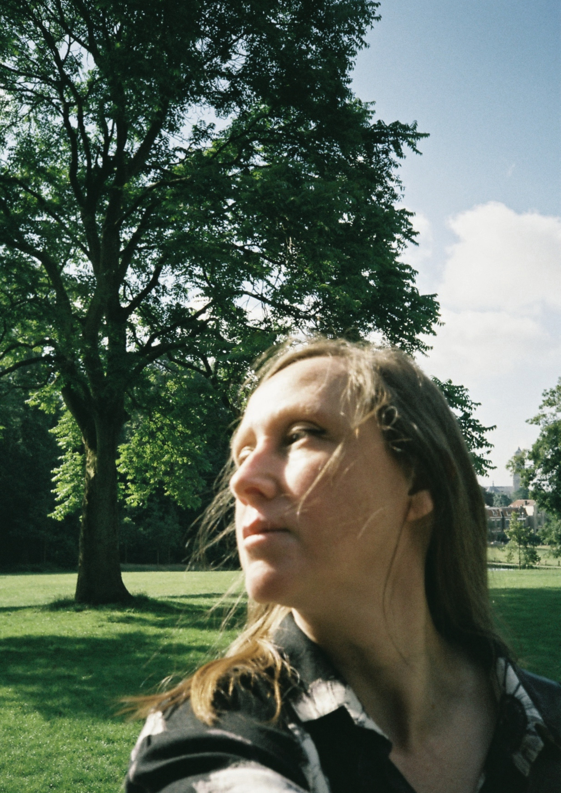 Lique Schoot, Self-portrait 20 06 20