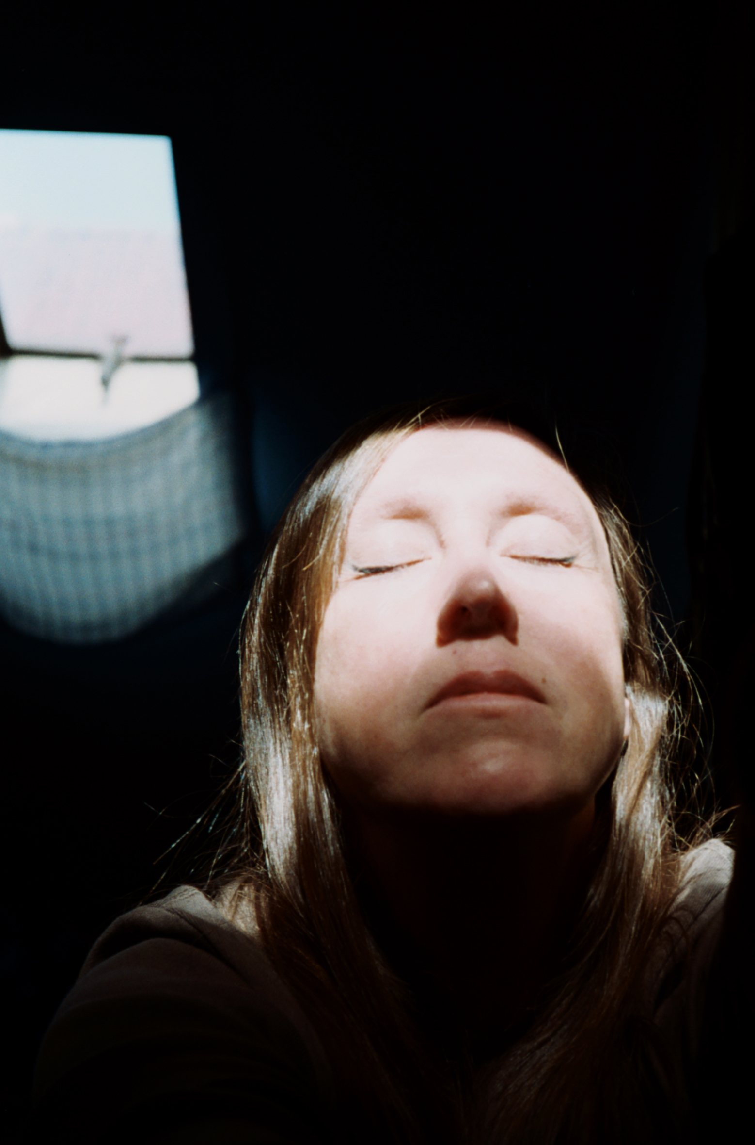 Lique Schoot, Self-portrait 20 07 06