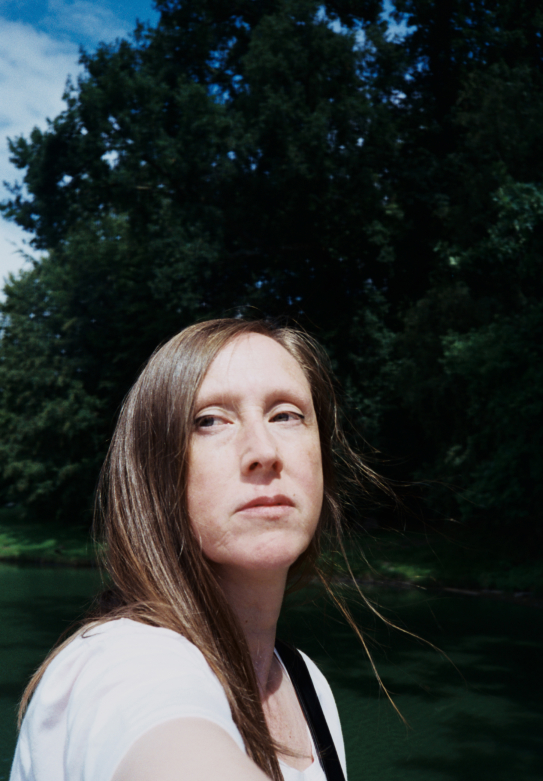 Lique Schoot, Self-portrait 20 07 21