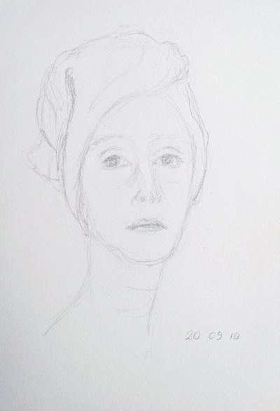 Self-portrait 20 09 10