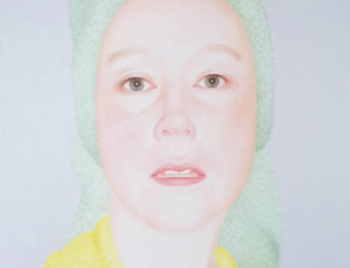 Self-portrait 09 07 30